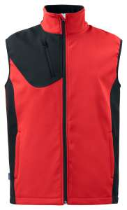 3702 SOFTSHELL WESTE Rot