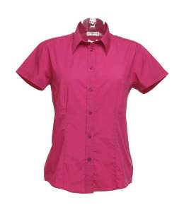 Workforce Bluse Raspberry