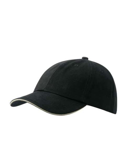 Cap besticken -  Black