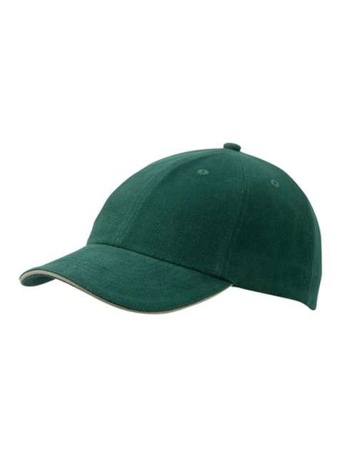 Cap besticken -  Dark-green