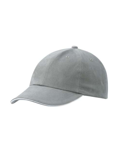 Cap besticken -  Dark-grey