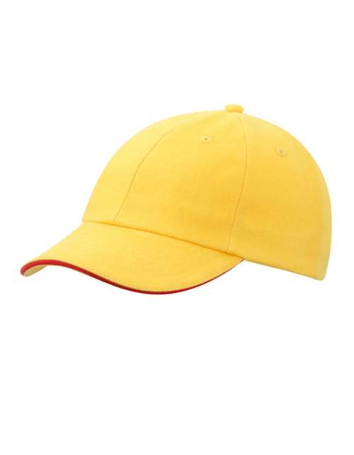 Cap besticken - Gold-yellow