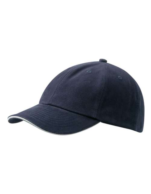 Cap besticken -  Navy
