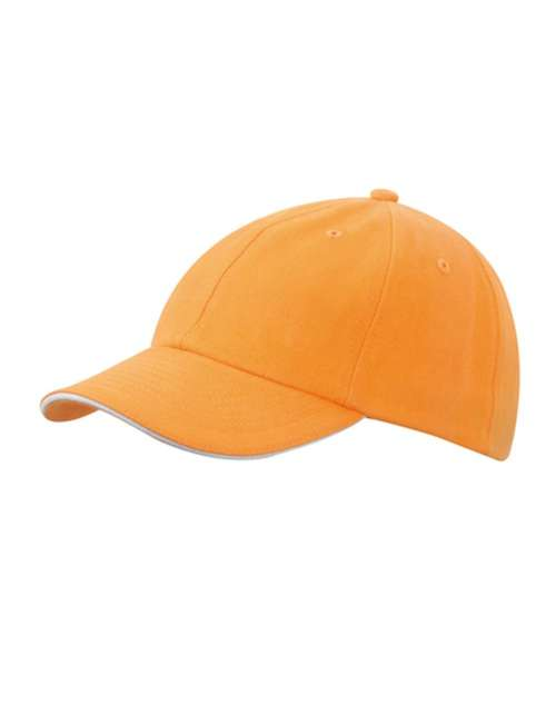 Cap besticken -  Orange