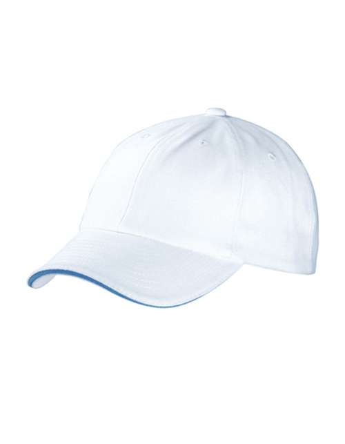 Cap besticken -  White